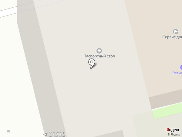 Эвакуатор-Белгород на карте