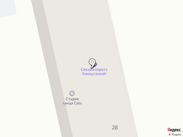За Рулём 31 на карте