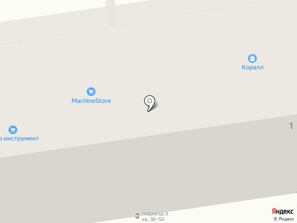 Замок-Сервис 31 на карте
