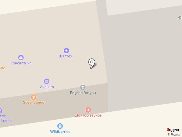 Pizzburg на карте