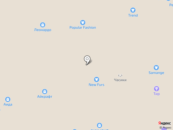 Кухня без проблем на карте