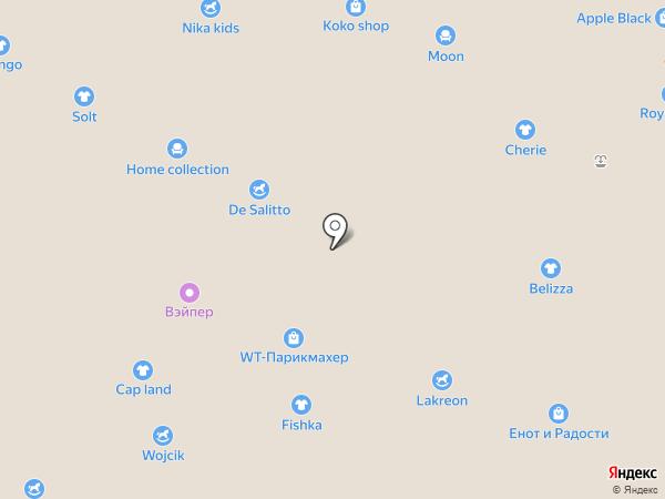 Mozaika accessories на карте