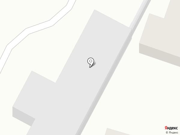 Городская аварийная служба на карте