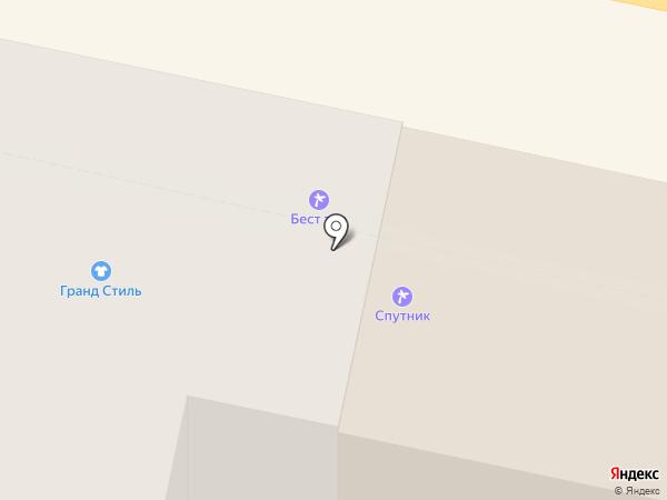Первое адвокатское бюро Белгородской области на карте