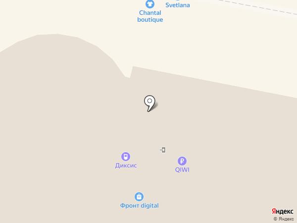 Мехторг на карте