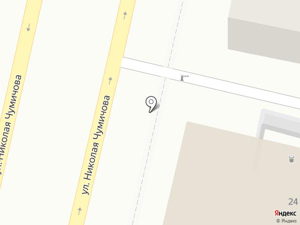 Фемида на карте