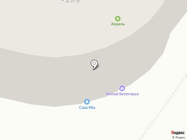 Каза Мия на карте