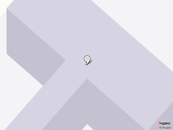 Детский сад №19 на карте