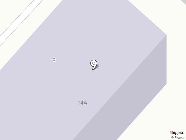 Разуменский детский дом на карте