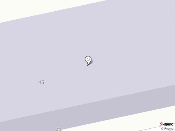 Часцовская средняя общеобразовательная школа на карте
