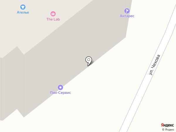 Aerocker на карте