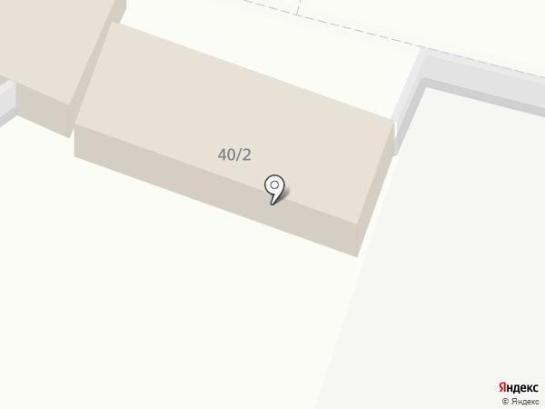 Одна тонна на карте