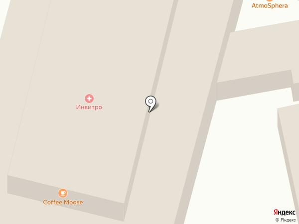 Автомойка на ул. Василия Фабричного на карте