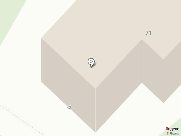 Храм Успения Пресвятой Богородицы в Обухово на карте