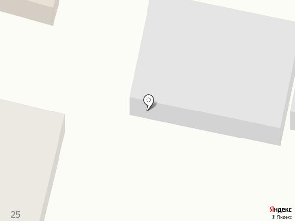 ЛКГ-авто на карте