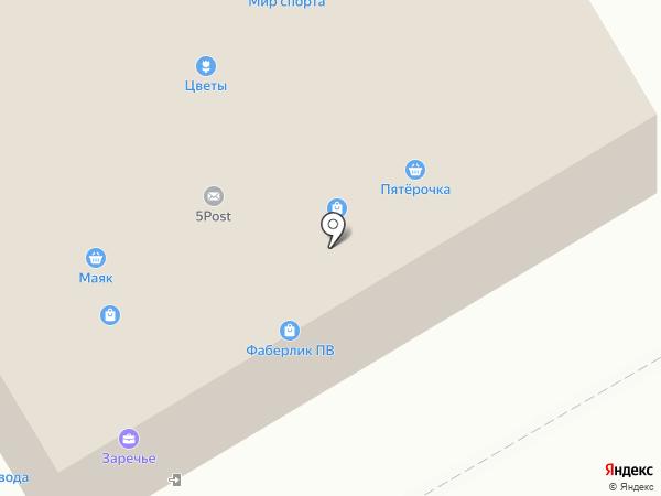 Lingvamania на карте