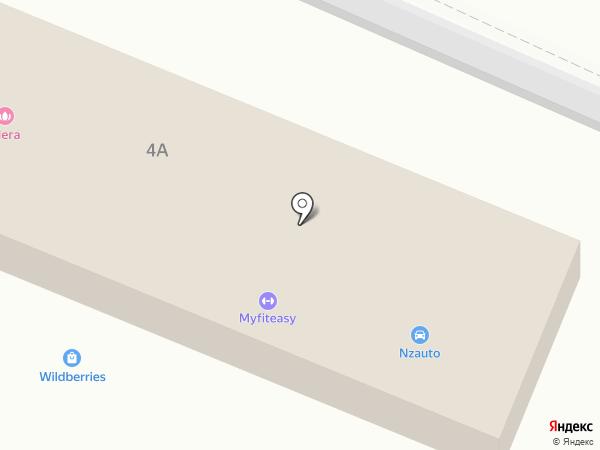 Радамама на карте
