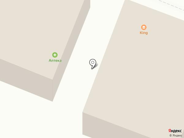 Одинмед на карте