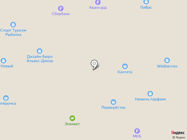 Sharys на карте