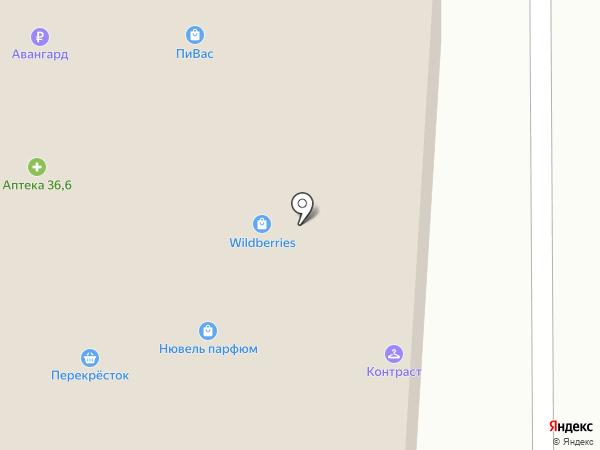 1й выездной шиномонтаж на карте