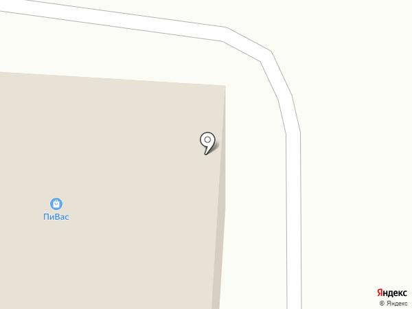 Сеть молочных автоматов на карте