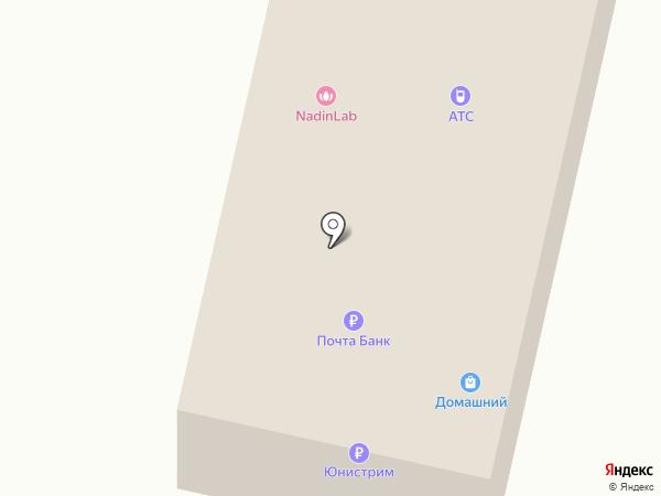 Почтовое отделение №143590 на карте
