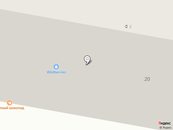 DHS на карте