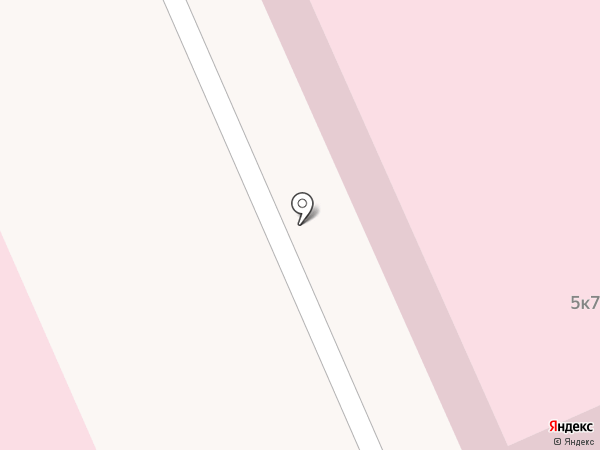 Дедовская центральная городская больница на карте