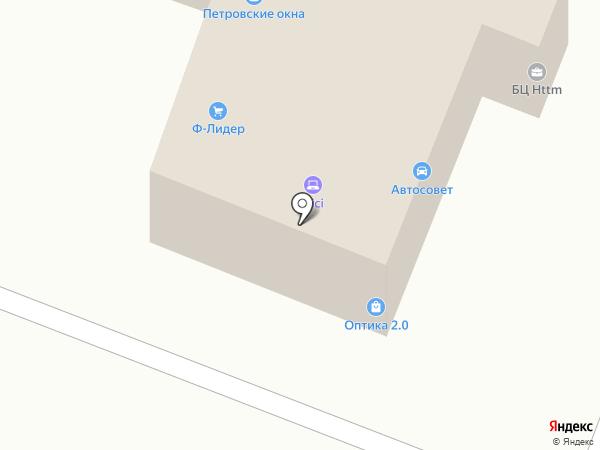 Ортопедия на карте