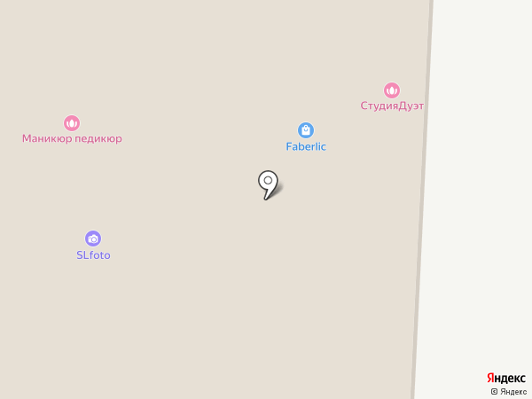 BARBER на карте