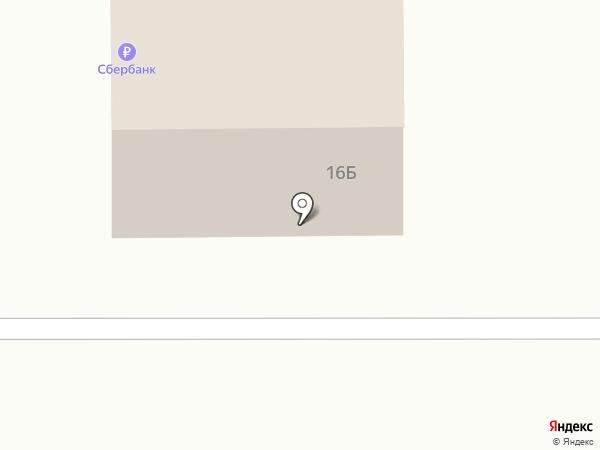Дента-Гаг на карте