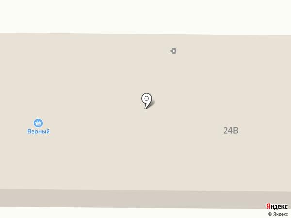 ПосСвязь на карте