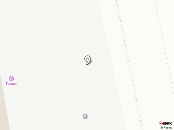Манюня на карте