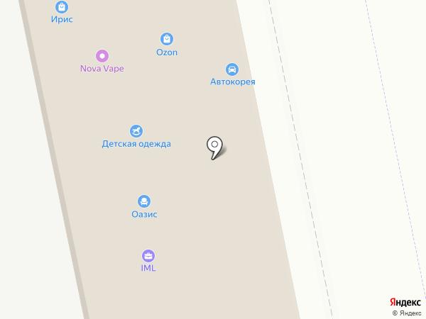 Планета детства на карте