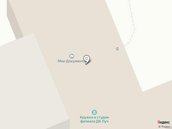 Администрация сельского поселения Ильинское на карте