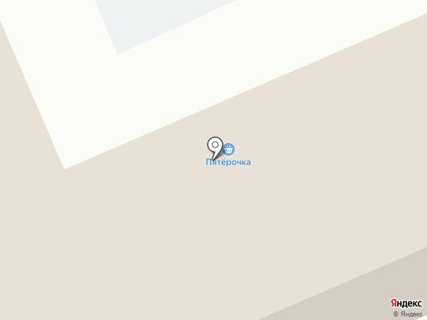 Мебельный центр на карте
