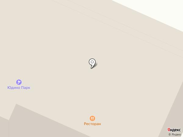 Юдино Парк на карте