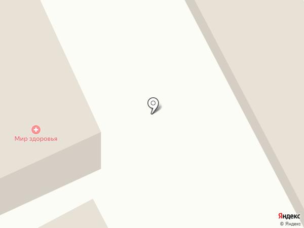 Благо на карте