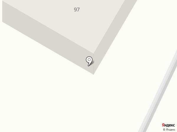 Шиномонтажная мастерская на Родниковой на карте