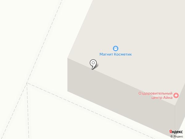 Копейка на карте