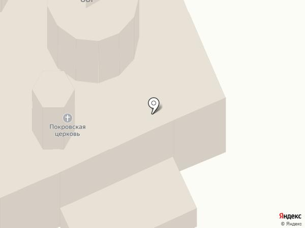 Храм Покрова Пресвятой Богородицы в Акулово на карте