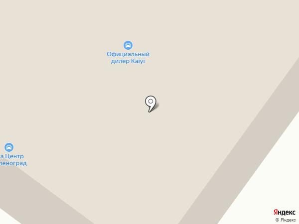 LegeArtis на карте