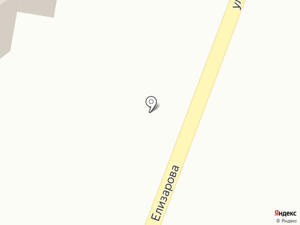 БАКО на карте