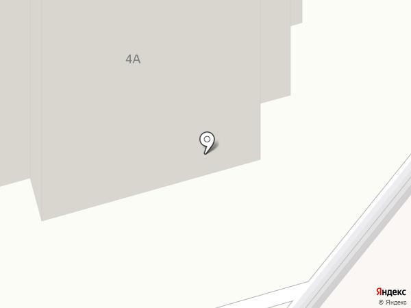 Рантект-МФД на карте