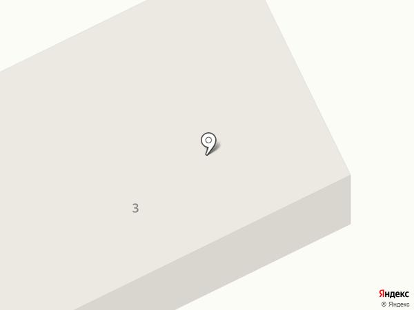 Сабурово Парк на карте