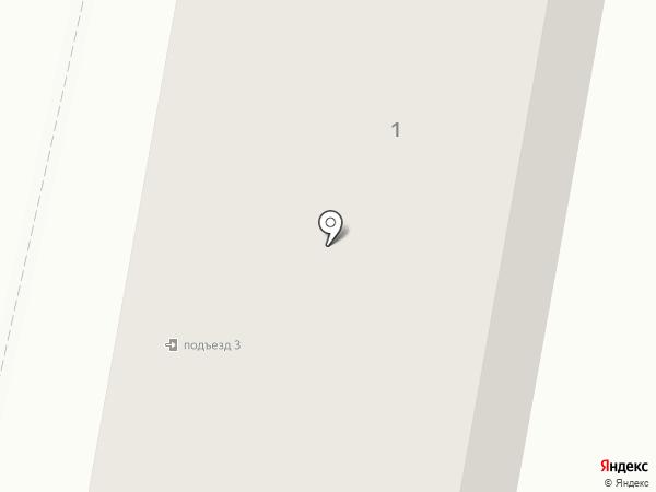 Пятницкие кварталы на карте