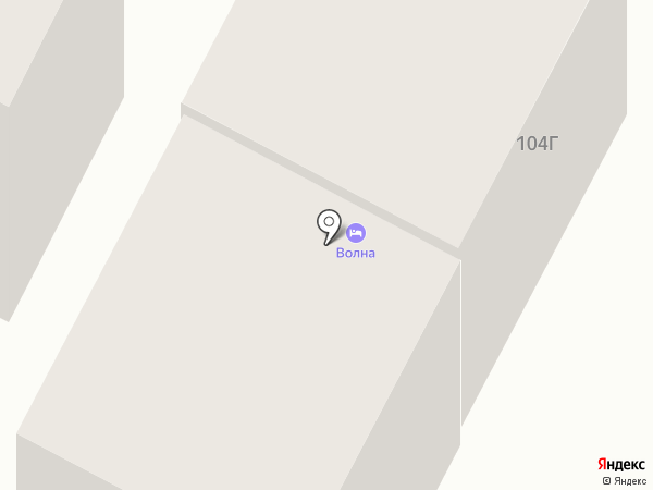 Катран на карте