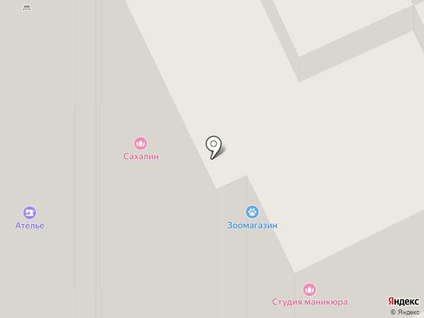 Сити Маркет на карте