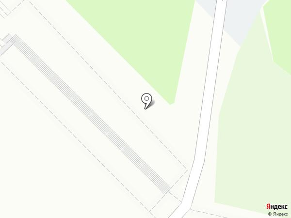 Мосгортранс на карте