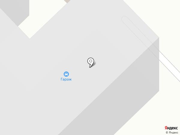 Алексо на карте